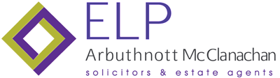 ELP Arbuthnott McClanachan Edinburgh Solicitors & Estate Agents Logo