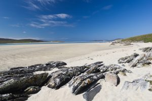 Beach in Scotland - Holiday Leave Entitlement Scotland